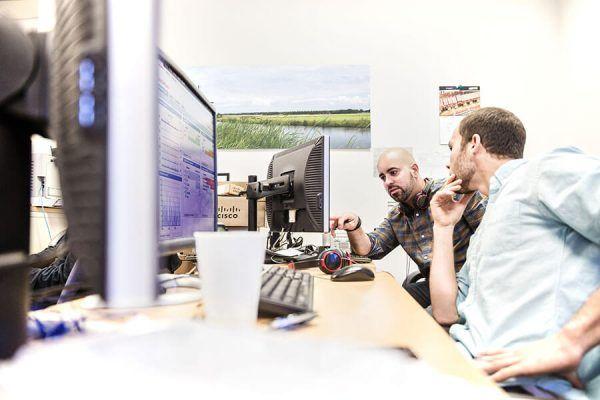 Cisco transforma as chamadas Cloud e os pequenos espaços de trabalho