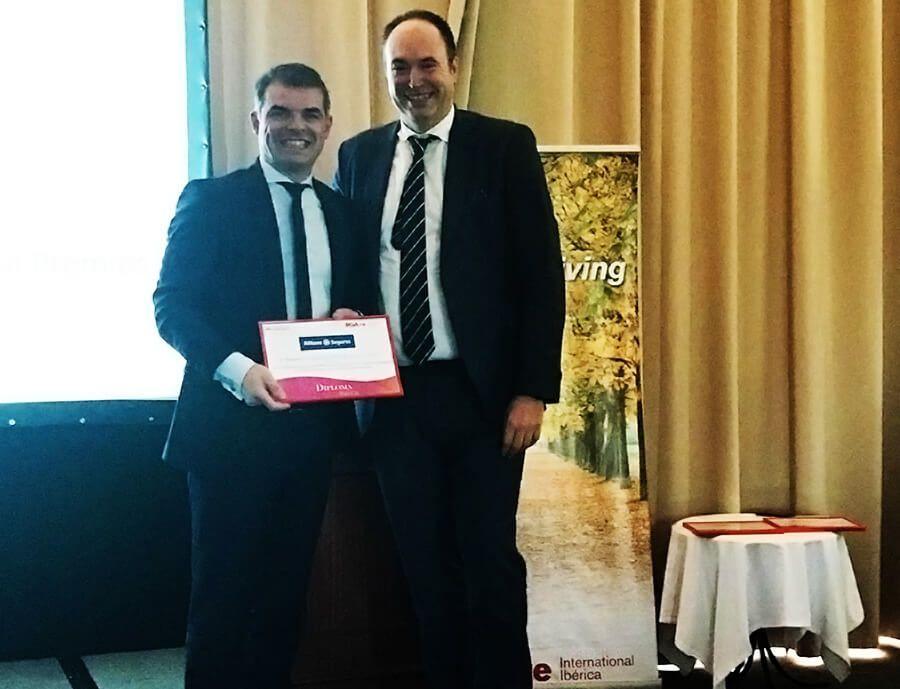 Allianz Portugal distinguida com o prémio Melhor Serviço Web