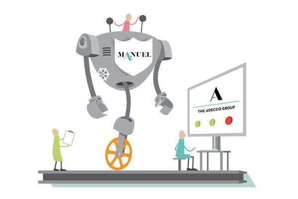 """O """"Manuel"""" é uma máquina"""