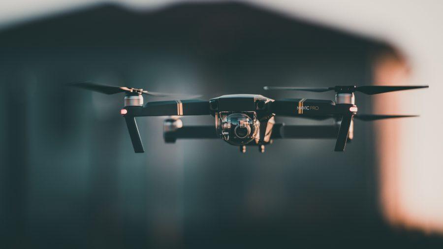 encontrado vulnerabilidade em drone