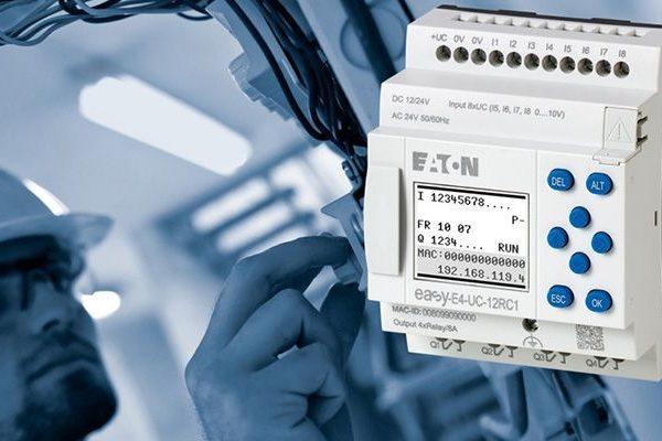Eaton apresenta o easyE4 para uma implementação flexível e eficiente de tarefas de controlo