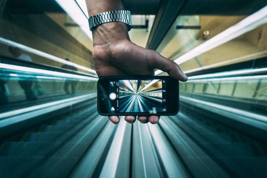 O futuro do entretenimento vai para o setor de telefonia móvel