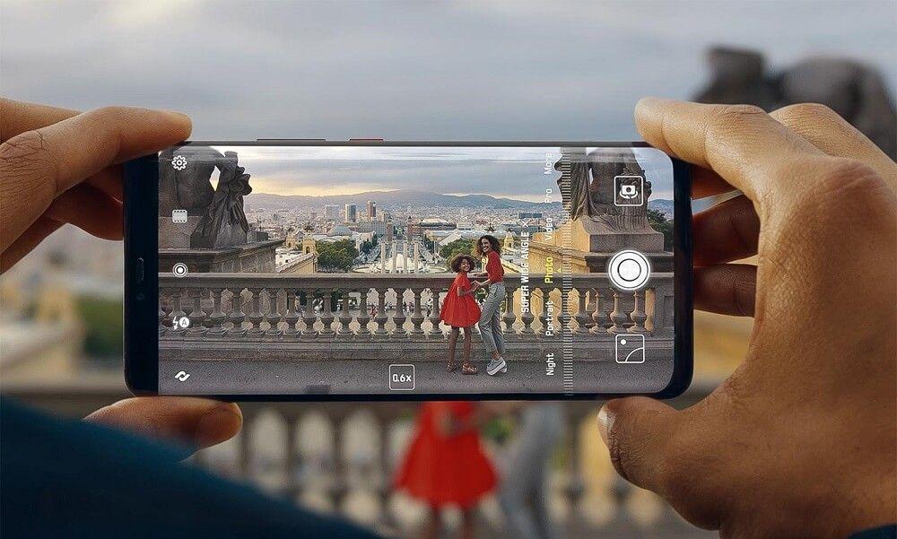 Huawei Mate20 Pro já está disponível em Portugal
