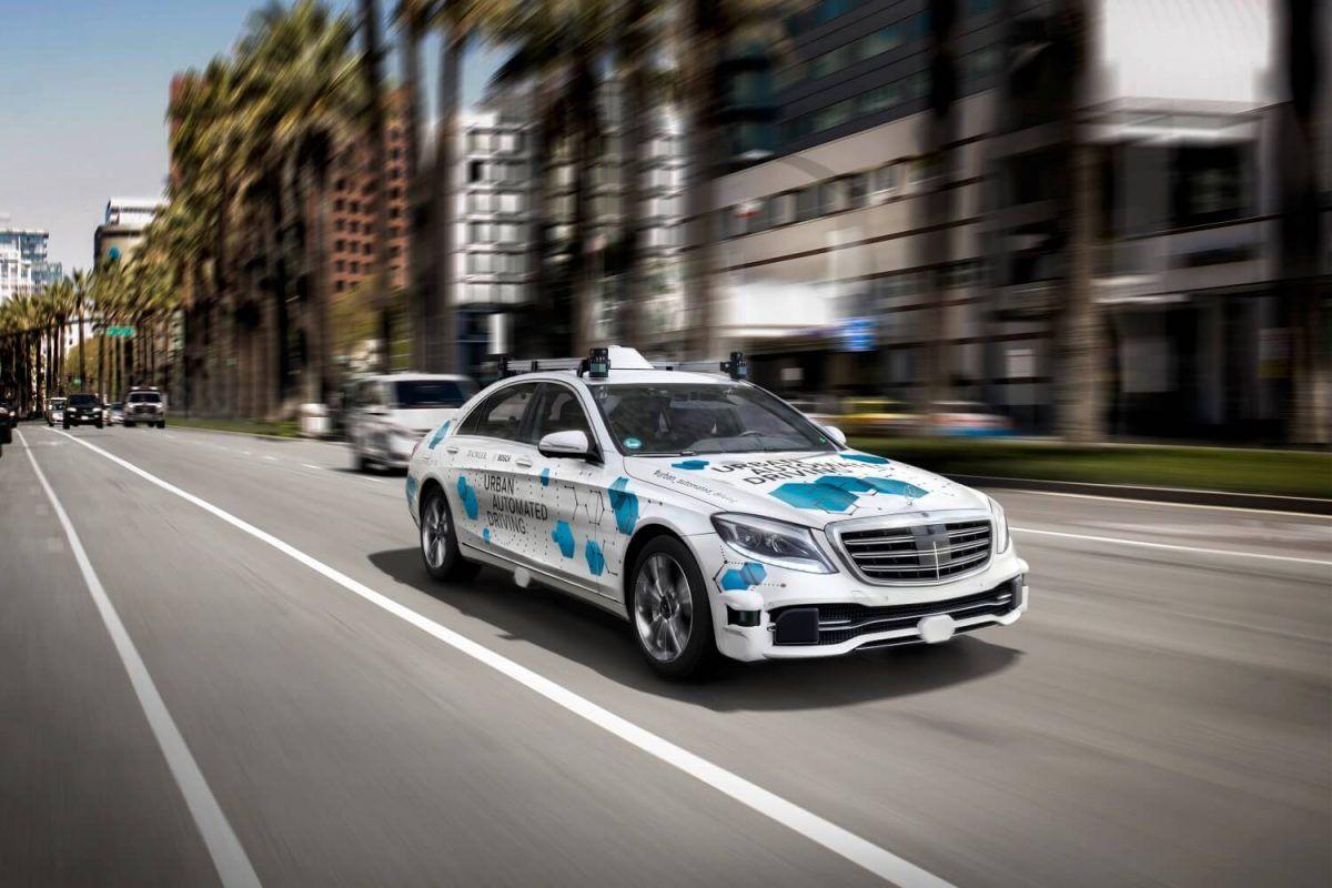 Mercedes Stevens Creek >> Táxi autónomo: San José poderá ser cidade piloto - TecheNet