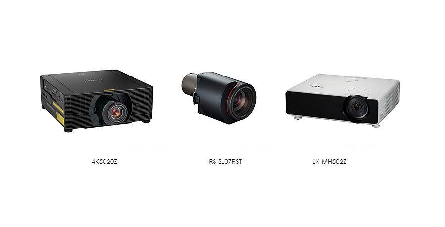 Canon expande a sua gama de projetores 4K com dois novos modelos