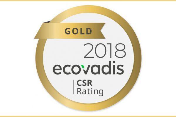 Konica Minolta é reconhecida com medalha de ouro do Índice de Sustentabilidade Ecovadis