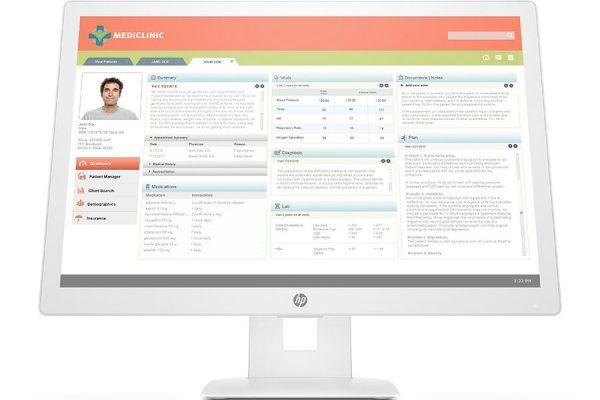 HP apresenta novos dispositivos e soluções de saúde