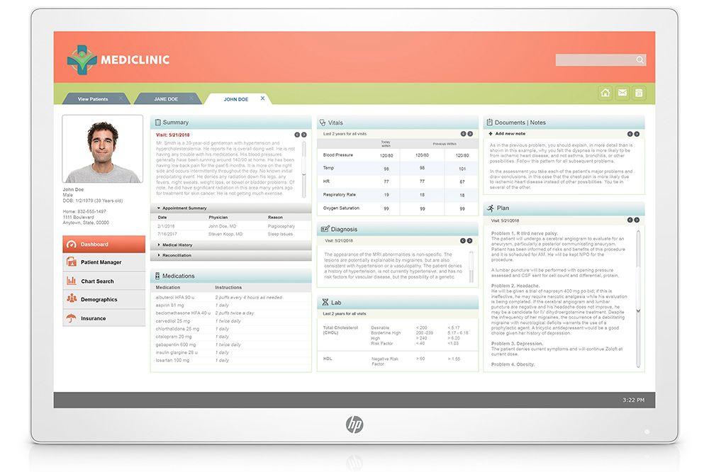 Novos monitores de análise clínica otimizados para configurações de assistência médica