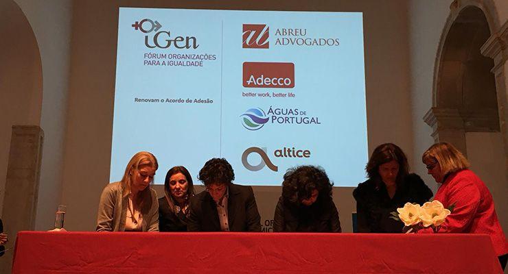 Igualdade de género continua a ser prioridade para a Adecco Portugal