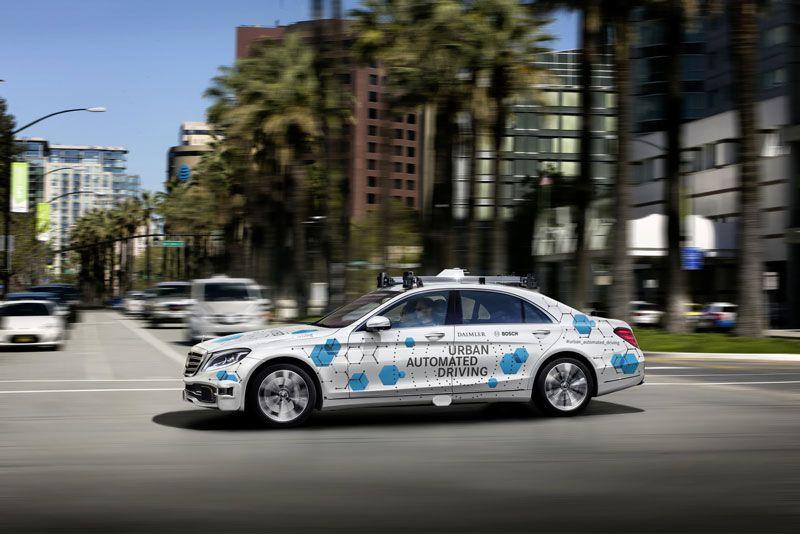 athena 1 project bosch daimler 2 Bosch, casa inteligente, CES 2019, condução autónoma, Las Vegas, solução de segurança, soluções inteligentes