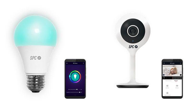 Conhece a APP SPC IoT para uma casa conectada?