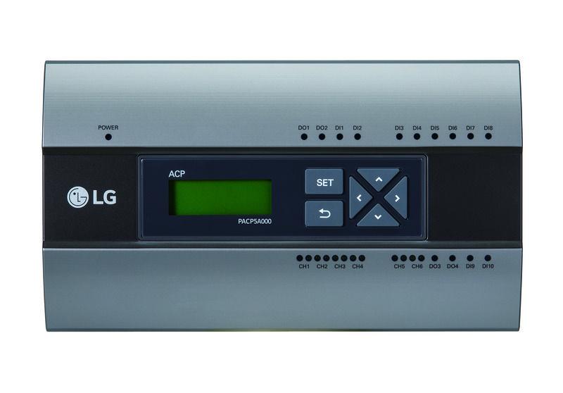 LG lança o inovador ACP 5 na europa