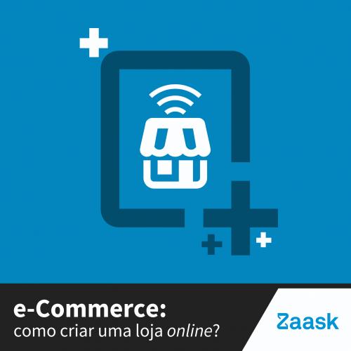 "Zaask Instagram PT ""loja online, compras online, criar a empresa online, e-Commerce, Guia"