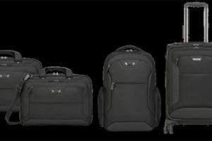 Targus apresenta novas mochilas e acessórios no CES Las Vegas