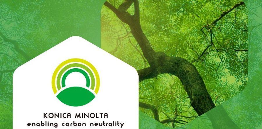 Sustentabilidade: Konica Minolta compensa emissão de CO2