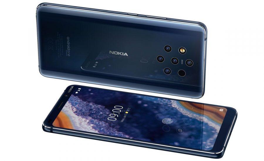 Nokia 9 PureView: o 1º smartphone do mundo com 5 câmaras