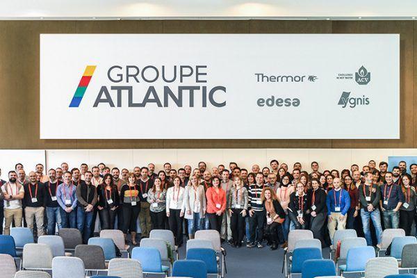 Groupe Atlantic e ACV celebram a primeira convenção ibérica