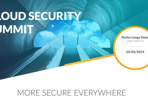 Cloud Security Summit 2019: more secure everywhere ocorreu em Lisboa com presença do Exclusive Group