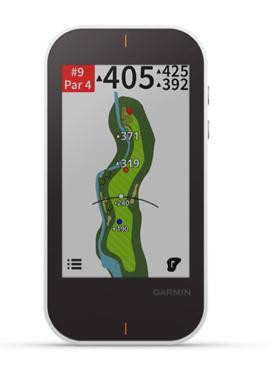 Garmin® anuncia dispositivo GPS premium para golfe: G80