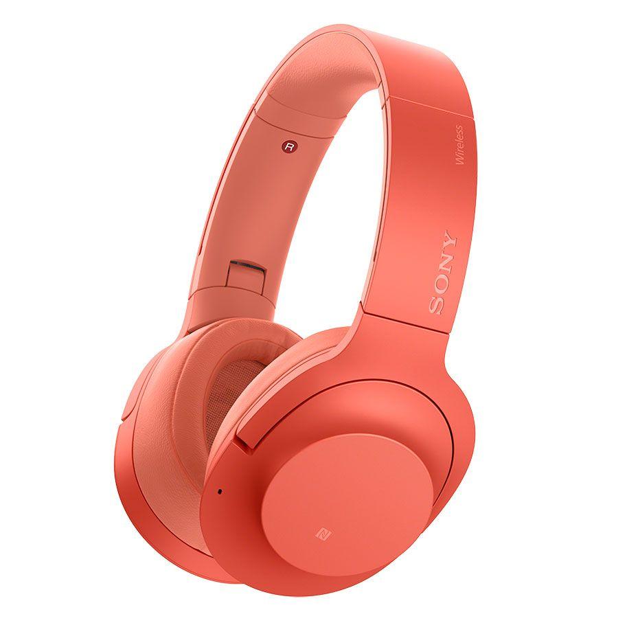 Auscultadores sem fios WH-H900N h.ear on 2 com cancelamento de ruído