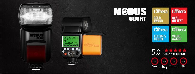 Hähnel Modus 600RT