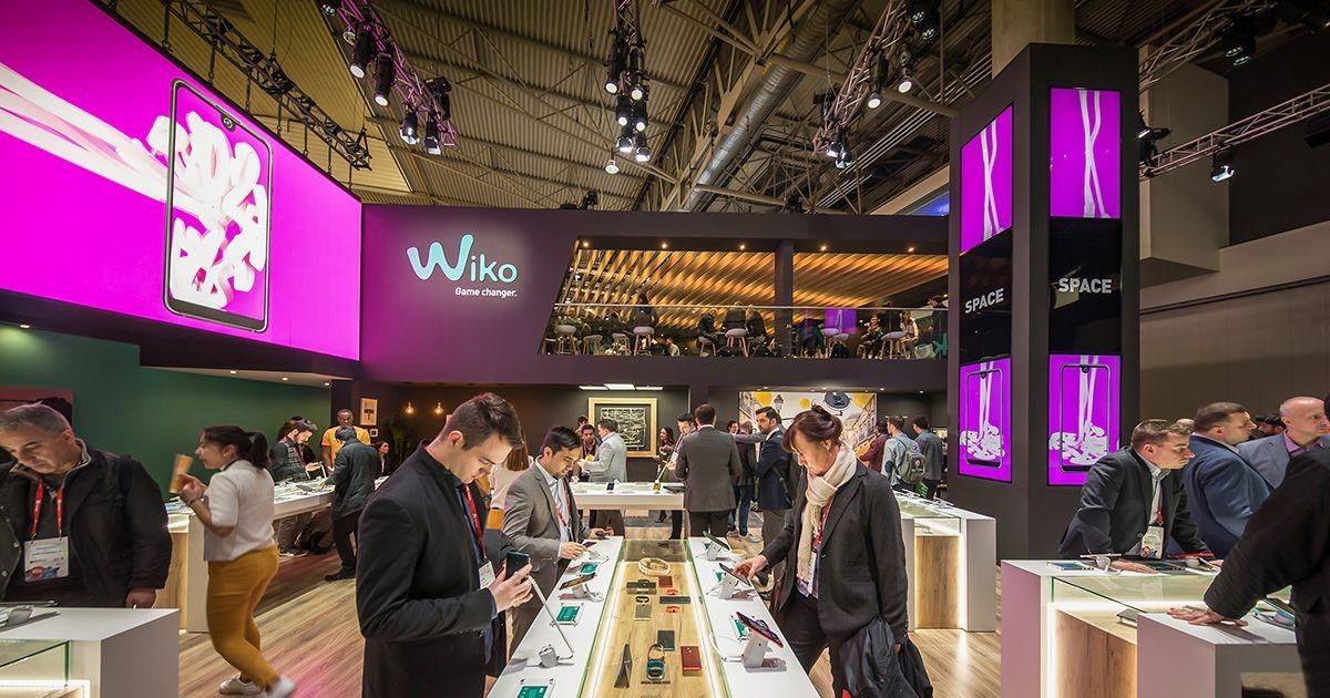 Wiko apresenta nova gama de produtos no Mobile World Congress 2019