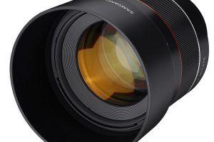 Samyang Optics lança a nova objetiva AF 85mm f/1.4 FE com uma resolução e bokeh impressionantes