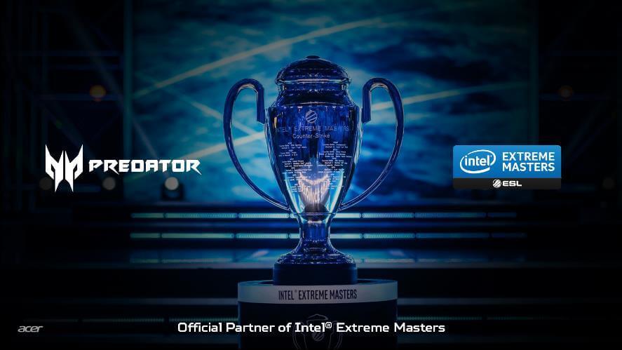 ESL nova parceria para IEM com a Acer