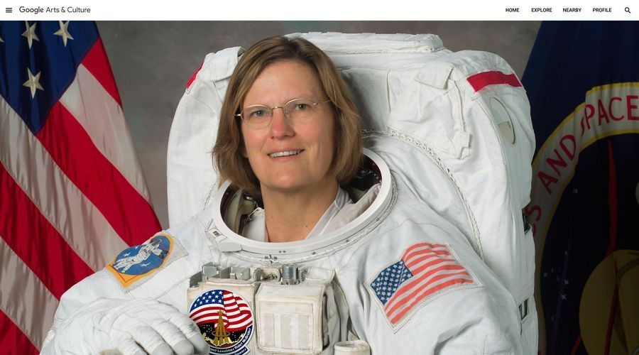 Dr Kathryn D Sullivan, NASA astronaut who launched the Hubble Space Telescope into orbit