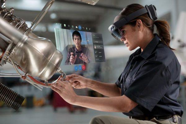 Tecnologia Hololens 2 integrada na solução de gestão de ativos da NextBITT