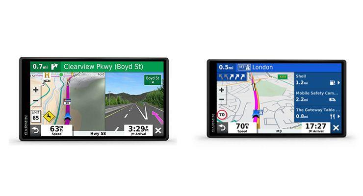 Garmin anuncia novos GPS DriveSmart™55 e 65 com tecnologia avançada