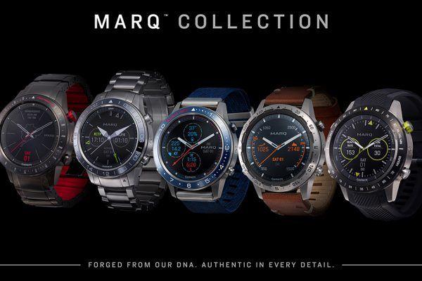 Garmin anuncia nova série de relógios topo de gama: MARQ® Collection