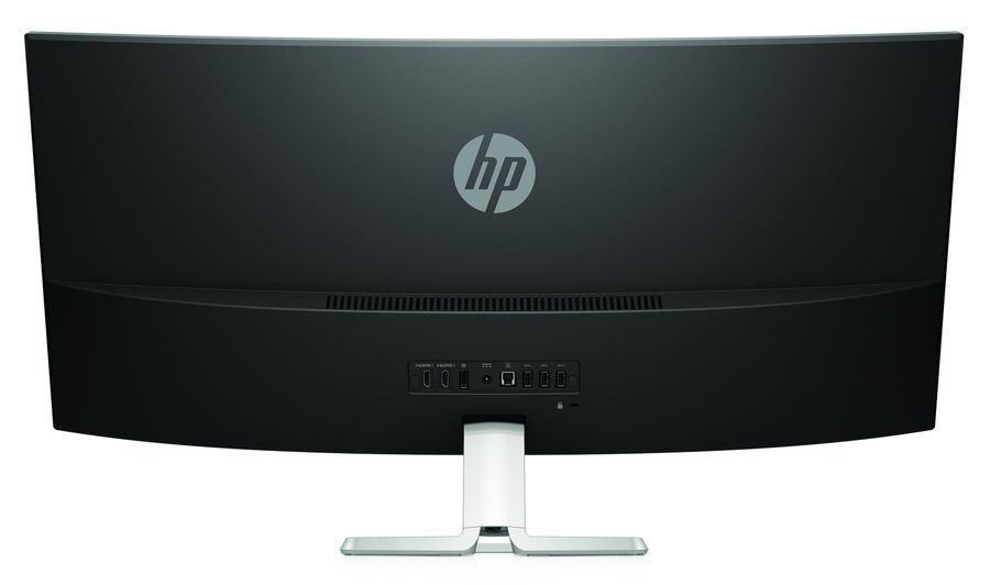 HP 34f_Curve_Rear