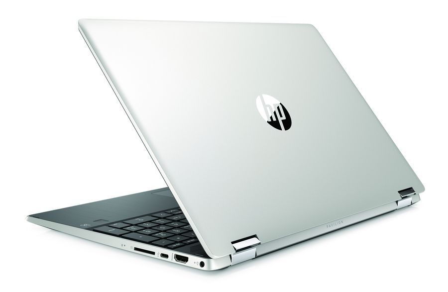 HP Pavilion x360 15 Natural Silver