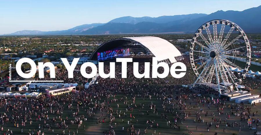 Festival COACHELLA: YouTube vai transmitir os dois fins de semana