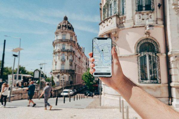 Uber chega hoje à cidade de Coimbra