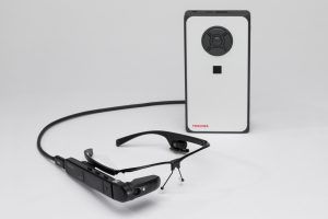 dynabook smart glasses