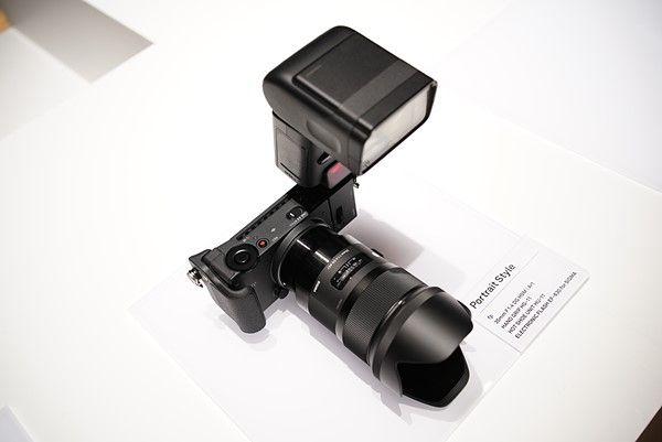 câmara digital mirrorless SIGMA