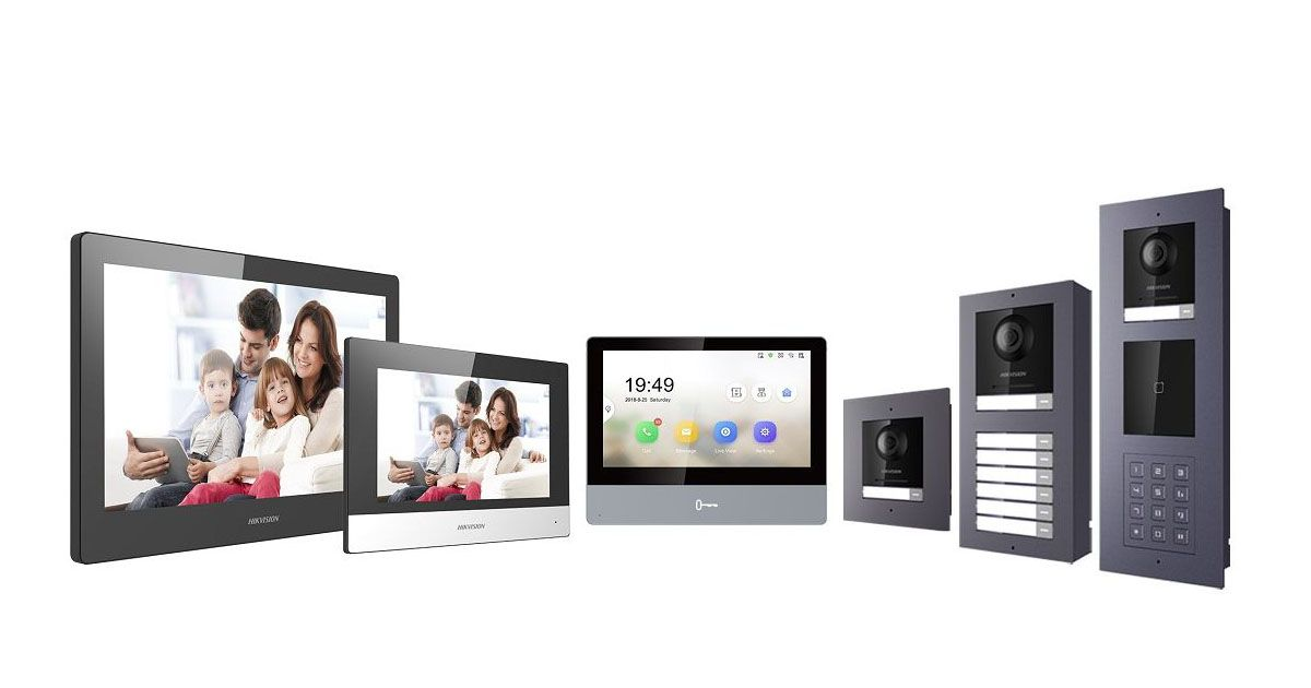 Gateway apresenta segunda geração de videoporteiros IP