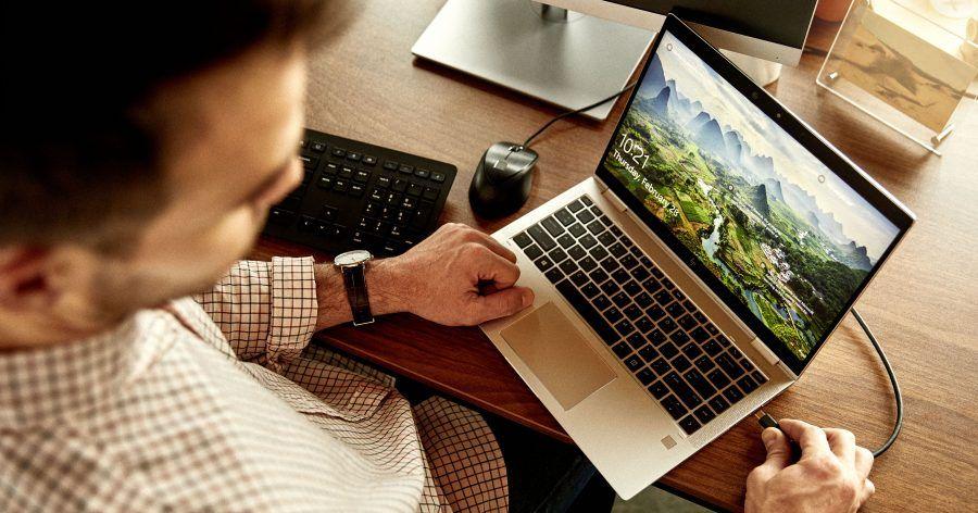HP EliteBook x360 1040 G6 10