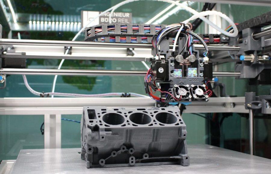 industry 3225119 1280 20191018093616259 impressoras 3D, tecnologia