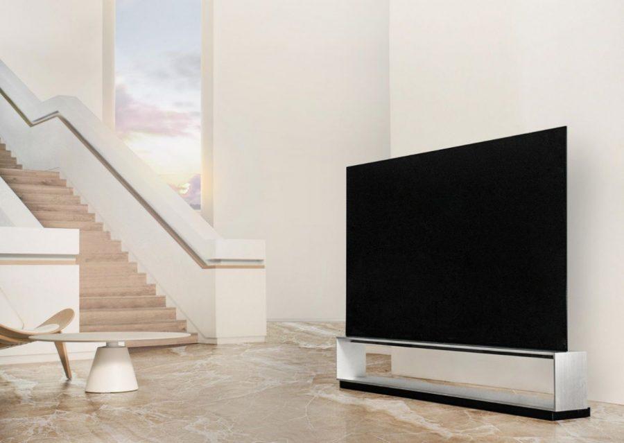 LG TV OLED 8K LG, Porrugal, TV OLED 8K