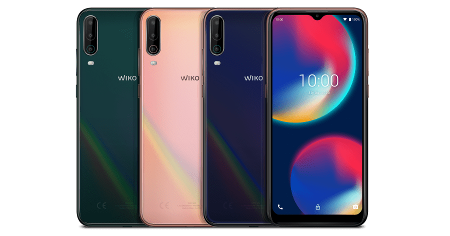 WIKO V830 VIEW4 ALL COLOURS 1