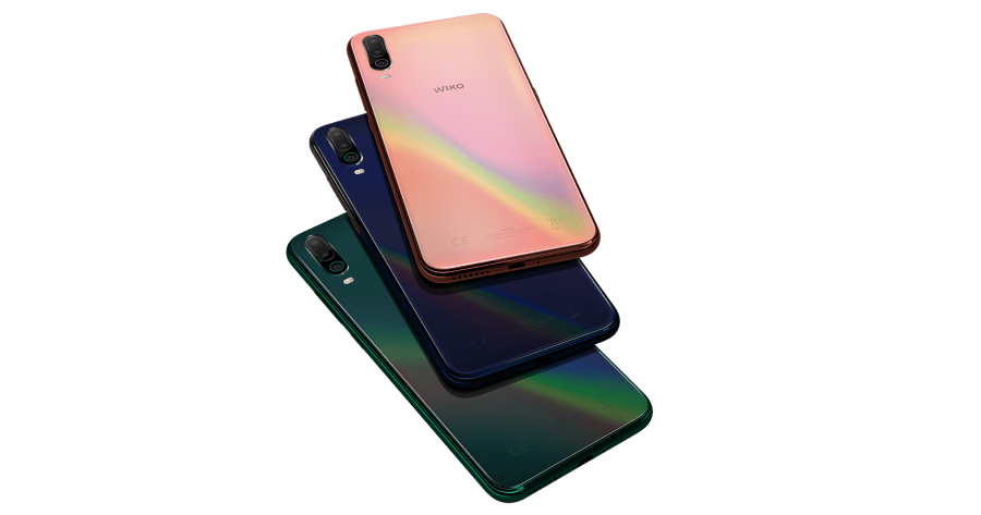 WIKO V830 VIEW4 ALL COLOURS 4