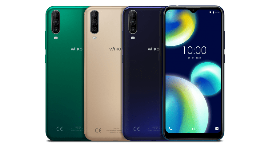 Wiko V730 VIEW4 LITE ALL COLOURS 1