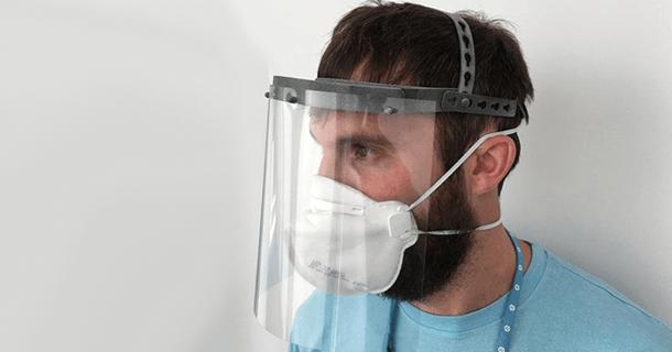 Proteção facial 1