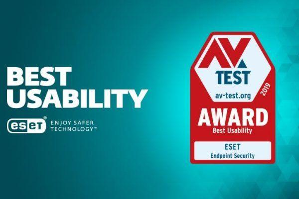 ESET Endpoint Security distinguido nos AV-Test Awards 2019