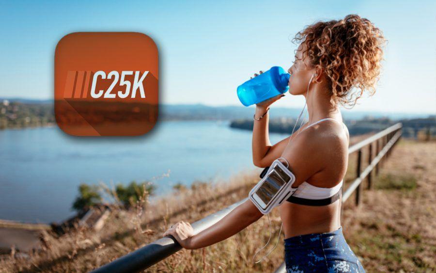 C25K app iOS Android saúde