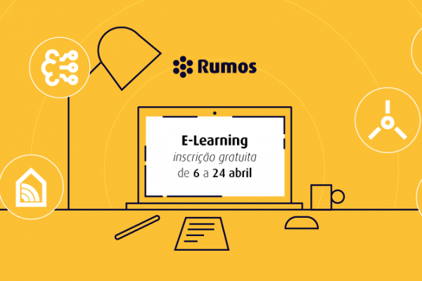 RUMOS lança ciclo de cursos em e-learning gratuitos