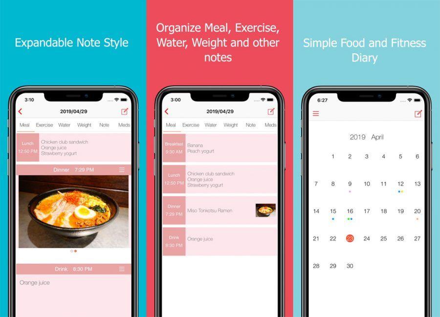 Foodility iOS